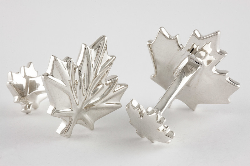Maple leaf Cufflinks