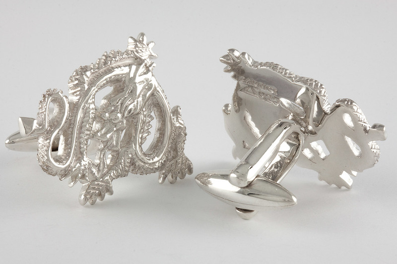 Dragon Cuff links