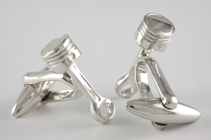 Piston Cuff links