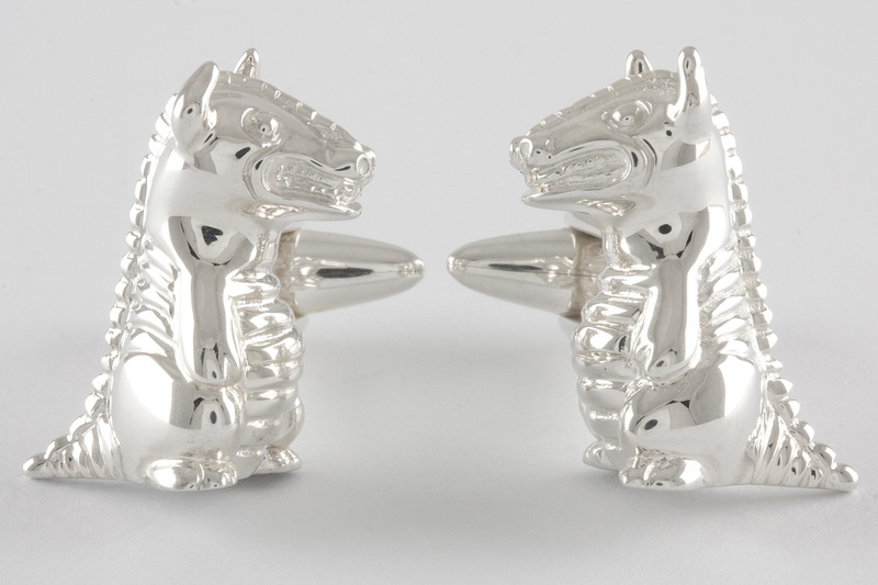 Monster Cufflinks