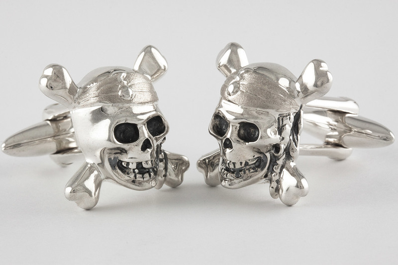 Pirate Cufflinks