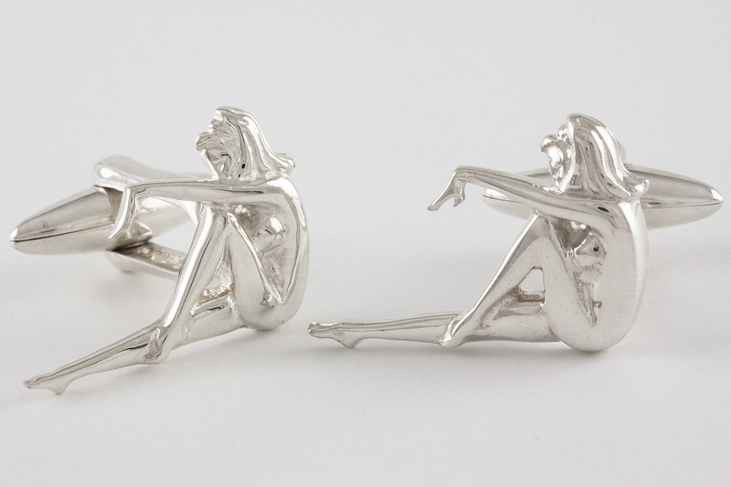 Pin-up Cufflinks