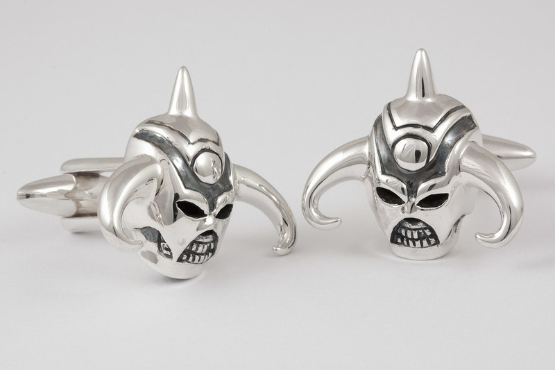 Warrior Cufflinks